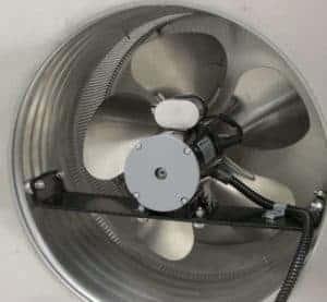 Attic Fan - Aura Fan AF-14-C6-fan
