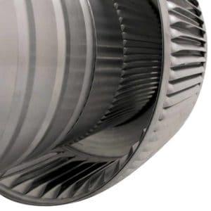 Attic Fan - Aura Fan AF-6-C12-louvers