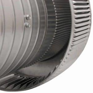 Attic Fan - Aura Fan AF-8-C8-louvers