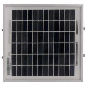 Solar Attic Fan - Aura Solar Fan with Curb Mount Flange ASF-04-C12-CMF-14