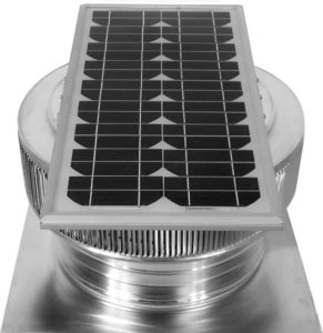 Solar Attic Fan - Aura Solar Fan ASF-14-C4-side-3