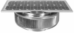 Aura Solar Fan Retrofit Vent Cap ASF-14-Head-4