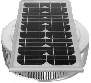 Aura Solar Fan Retrofit Vent Cap ASF-14-head-6