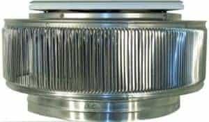Aura Solar Fan Retrofit Vent Cap ASF-16-head-1