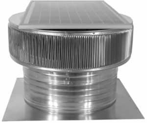 Solar Attic Fan - Aura Solar Fan ASF-18-C6-side-2