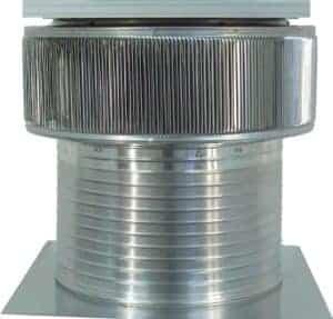 Solar Attic Fan - Aura Solar Fan ASF-20-C12-side-1-2