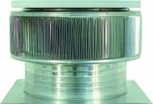 Solar Attic Fan - Aura Solar Fan ASF-20-C4-side-1