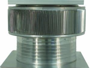 Solar Attic Fan - Aura Solar Fan ASF-20-C6-side-1