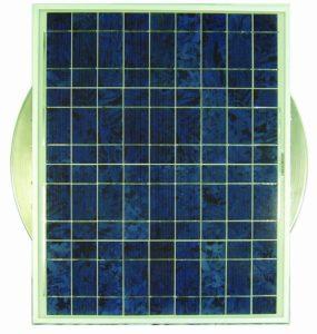 Aura Solar Fan Retrofit Vent Cap ASF-20-Top