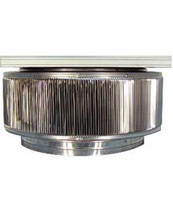 Aura Solar Fan Retrofit Vent Cap ASF-20-head-side-2