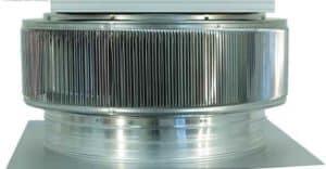 Solar Attic Fan - Aura Solar Fan ASF-24-C02