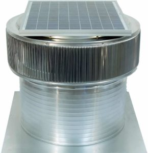 Solar Attic Fan - Aura Solar Fan ASF-24-C12-side-3
