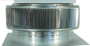 Solar Attic Fan - Aura Solar Fan ASF-24-C2-side-1
