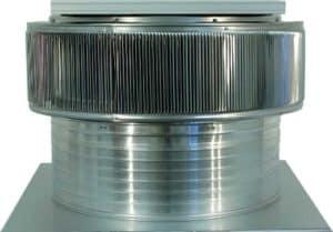 Solar Attic Fan - Aura Solar Fan ASF-24-C6-side-1