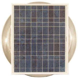 Aura Solar Fan Retrofit Vent Cap ASF-24-Top