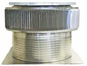 Solar Attic Fan - Aura Solar Fan ASF-30-C12-side-2