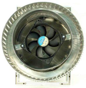 Aura Solar Fan Retrofit Vent Cap ASF-8-bottom