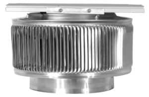 Aura Solar Fan Retrofit Vent Cap ASF-8-head-1