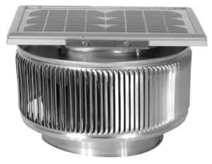 Aura Solar Fan Retrofit Vent Cap ASF-8-head-2