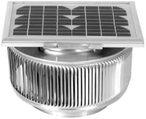 Aura Solar Fan Retrofit Vent Cap ASF-8-head-3