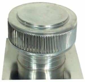 Gravity Ventilator - Aura Ventilator AV-10-C4-angle