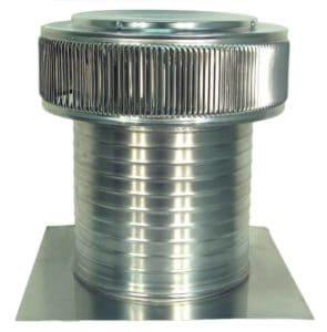 Gravity Ventilator - Aura Ventilator AV-12-C12-side