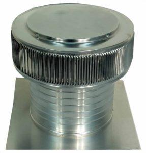 Gravity Ventilator - Aura Ventilator AV-12-C8-angle