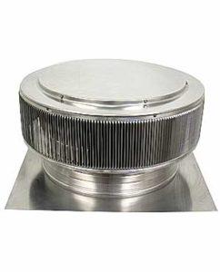 Gravity Ventilator - Aura Ventilator AV-18-C4-angle