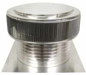 Gravity Ventilator - Aura Ventilator AV-18-C8-angle