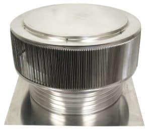 Gravity Ventilator - Aura Ventilator AV-20-C6-angle