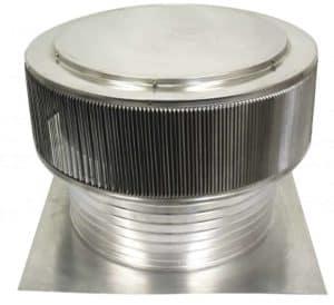Gravity Ventilator - Aura Ventilator AV-20-C8-angle