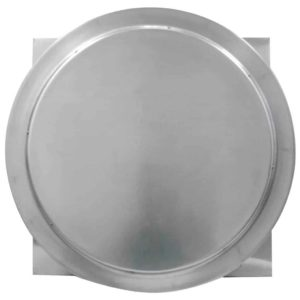 Gravity Ventilator - Aura Vent with Curb Mount Flange AV-24-C04-CMF-3