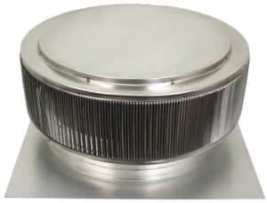 Gravity Ventilator - Aura Ventilator AV-24-C4-angle