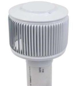 PVC Pipe Cap the Aura Gravity Vent