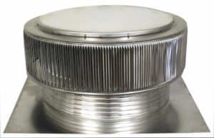 Gravity Ventilator - Aura Ventilator AV-30-C6-angle