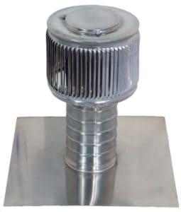 Gravity Ventilator - Aura Ventilator AV-4-C6-angle