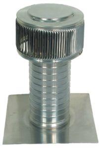 Gravity Ventilator - Aura Ventilator AV-6-C12-angle