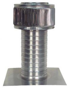 Gravity Ventilator - Aura Ventilator AV-6-C12-side