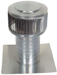 Gravity Ventilator - Aura Ventilator AV-6-C8-angle