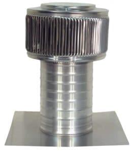 Gravity Ventilator - Aura Ventilator AV-6-C8-side