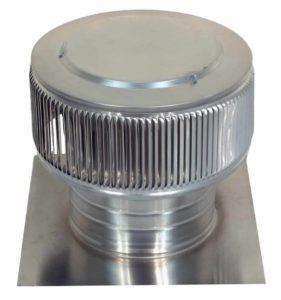 Gravity Ventilator - Aura Ventilator AV-8-C4-angle