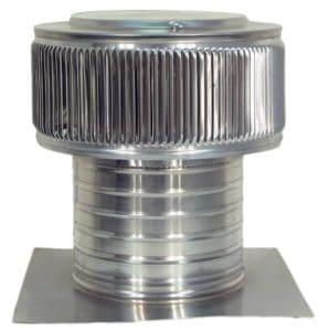 Gravity Ventilator - Aura Ventilator AV-8-C6-side