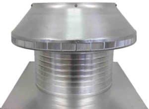 Roof Louver PVC Pipe Cap PV-16-C08