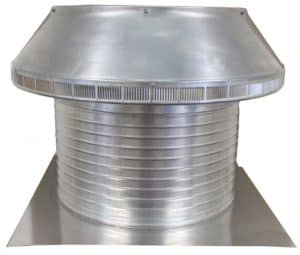 Roof Louver PVC Pipe Cap PV-20-C12-side