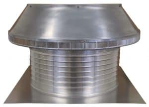 Roof Louver PVC Pipe Cap PV-20-C8-side