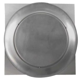 Residential Round Back Roof Jack Vent Cap RBV-7-C4-TP-3