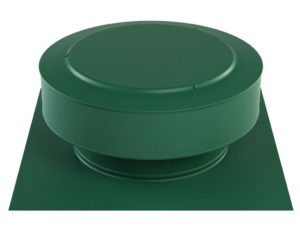 Static Vent Round Back RBV-8-greeen-no-background