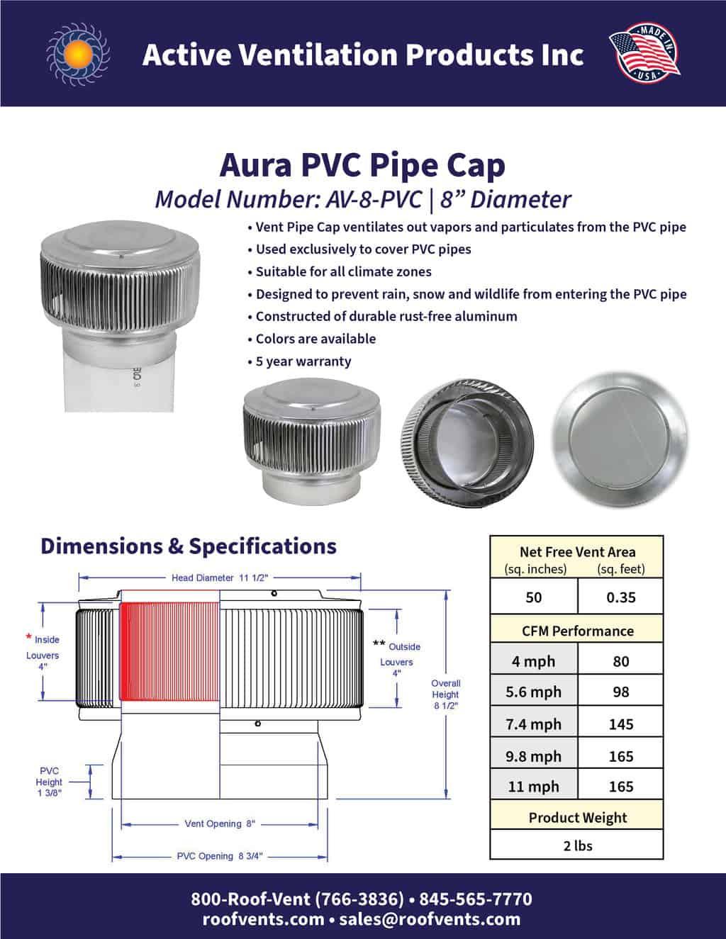 AV-8-PVC-brochure