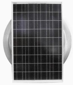 30 inch Aura Solar Attic Fan