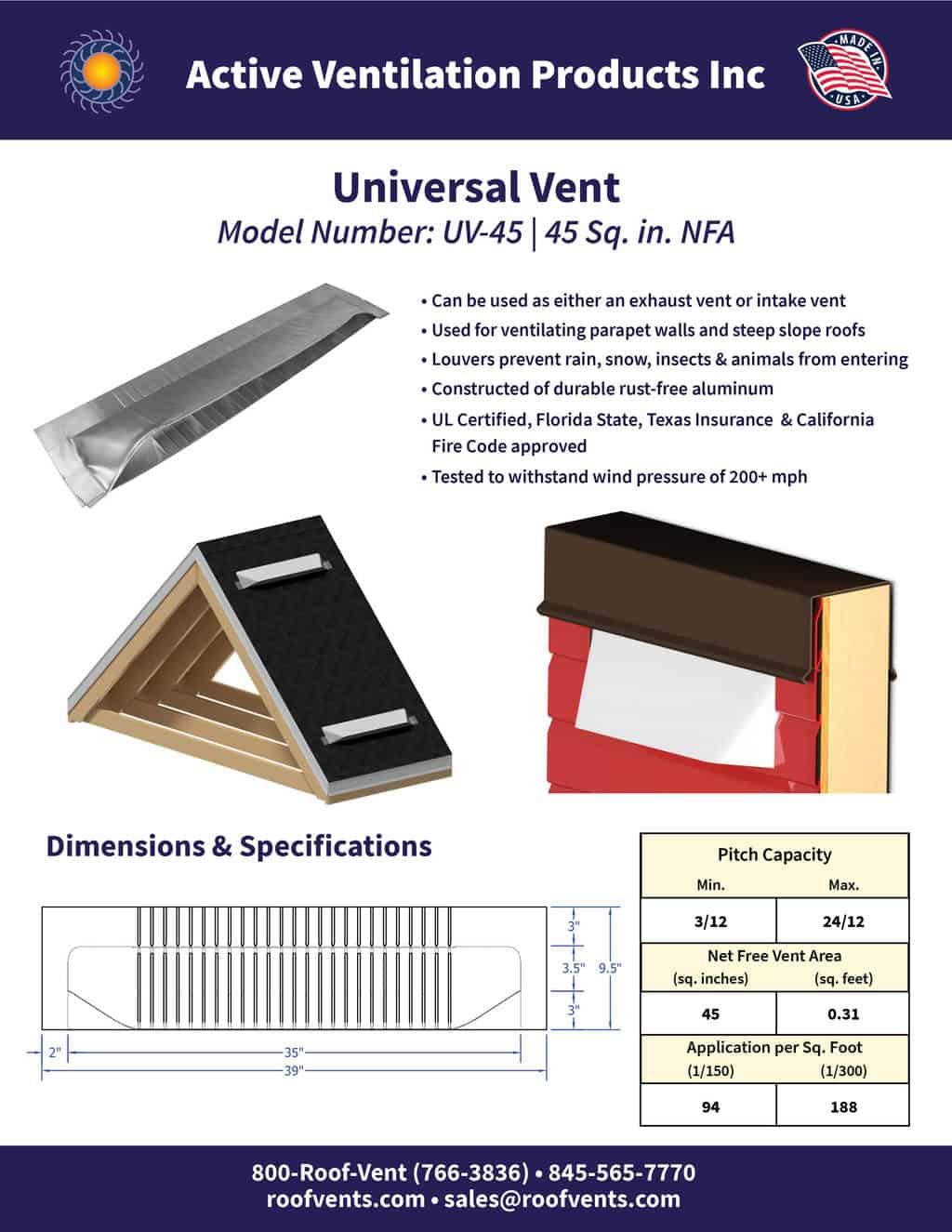 UV-45-brochure